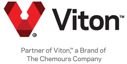 Viton™, a Brand of Chemours Company Partner, Logo