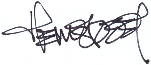 Signature of Timothy Hemstreet: President and CEO of WARCO BILTRITE